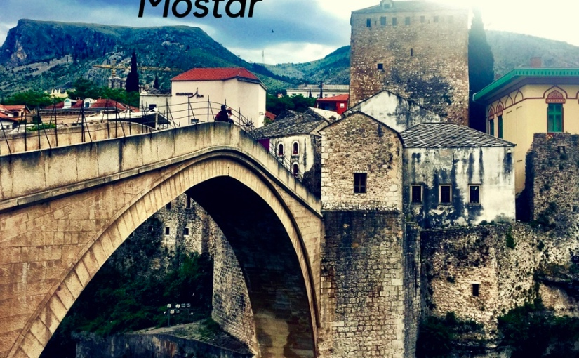 Weekend in Mostar