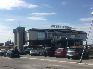 Pristina Bus Station
