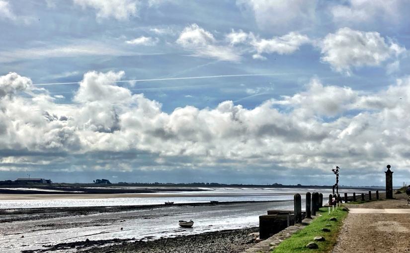 Sunderland Point  – tides, slavery and a muddycauseway.