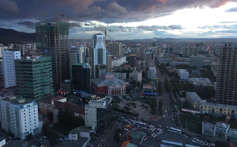 UB, Part Two, my MongolianAdventure